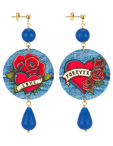 Love And Forever Pietra Blu