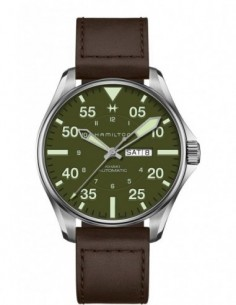 KHAKI AVIATION PILOT SCHOTT NYC LIMITED EDITION