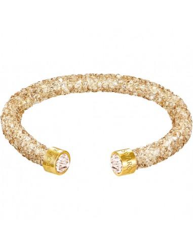 Bracciale Swarovski Crystaldust Oro
